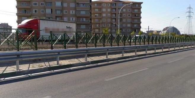Bursa'daki 'kaza deresi'ne önlem
