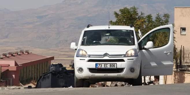 Şırnak'ta uzman çavuşa silahlı saldırı!
