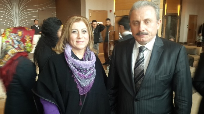 Diş Hekimi Selma Güner AK Parti'ye Aday Adaylığı Başvurusunu Yaptı