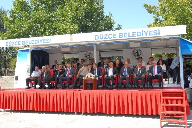Osman Kuyumcu İmam Hatip Lisesi Kalıcı Binasına Kavuşuyor