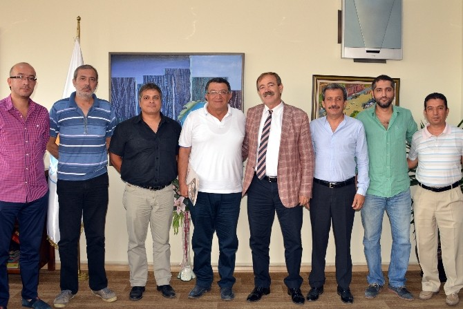 Mgc'den Türk'e Ziyaret
