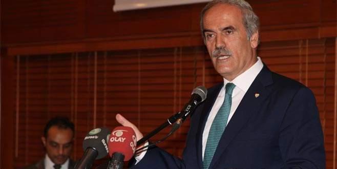 28 ülkeden belediye başkanları Bursa'da buluştu