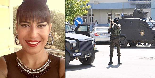 Çatışma arasında kalan kadın hayatını kaybetti