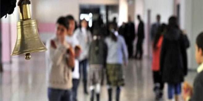 Zil sesi öğrencileri hırçınlaştırıyor