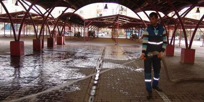 Orhangazi'de kurban kesim yerleri belirlendi