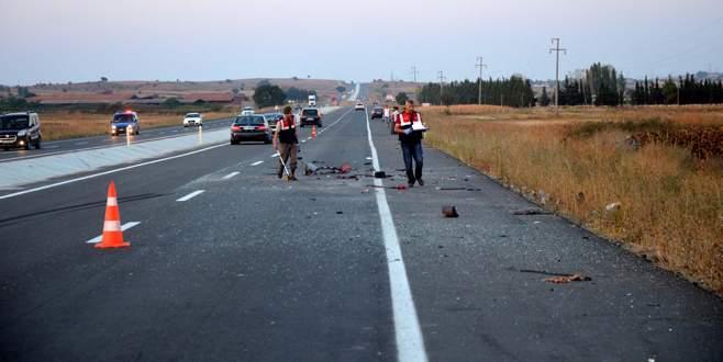 Katliam gibi kaza: 5 ölü, 1 yaralı