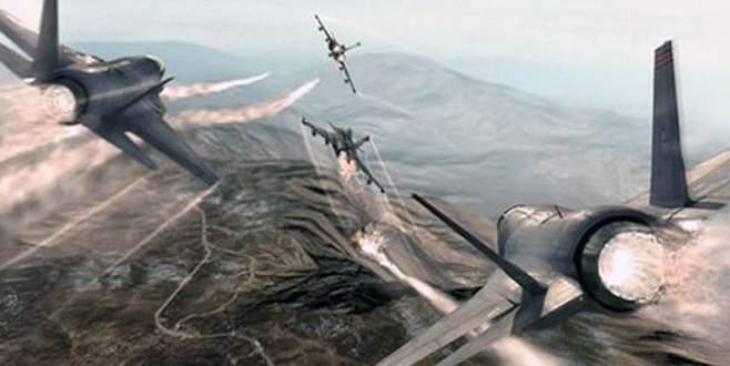 Türk ve koalisyon uçaklarından IŞİD'e hava saldırısı