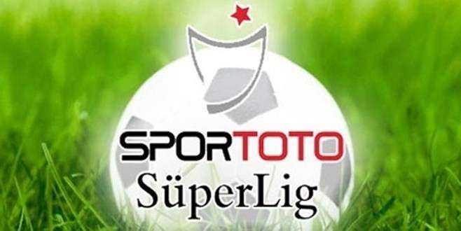 Süper Lig'de 4. haftanın programı belli oldu
