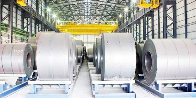 Çelik ihracatında Ortadoğu lider