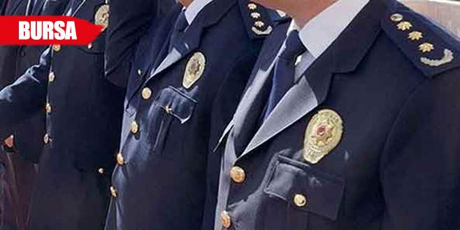 Polis'te nöbet değişimi
