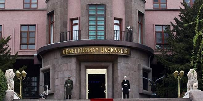 TSK'dan açıklama: 16 asker şehit oldu