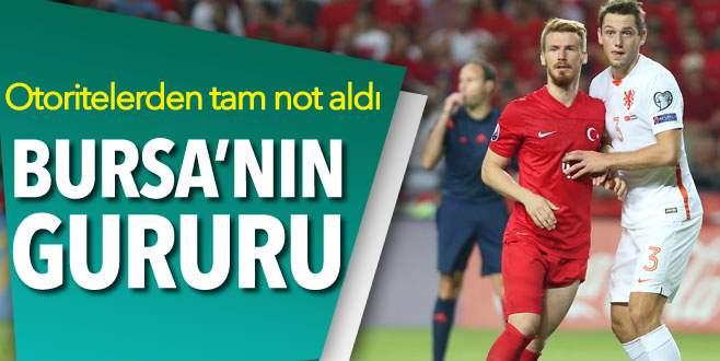Bursa'nın gururu