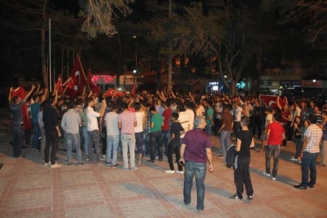 Karaman'da Şehitler İçin Yürüyüş