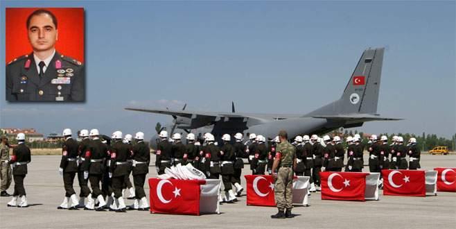 Şehit Yarbay Çelikcan'ın cenaze töreni ertelendi
