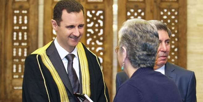 Batı'da Esad dönüşü