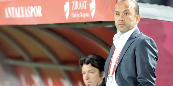 '3 mağlubiyet Bursaspor'u kötü takım yapmaz'