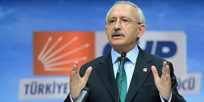 Kılıçdaroğlu'ndan siyasi partilere çağrı