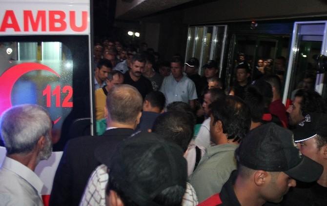 Tunceli'deki Hain Saldırıda Yaralanan Polisler Elazığ'a Getirildi