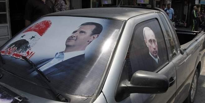 Rus askerler Suriye'de operasyonlara katılıyor