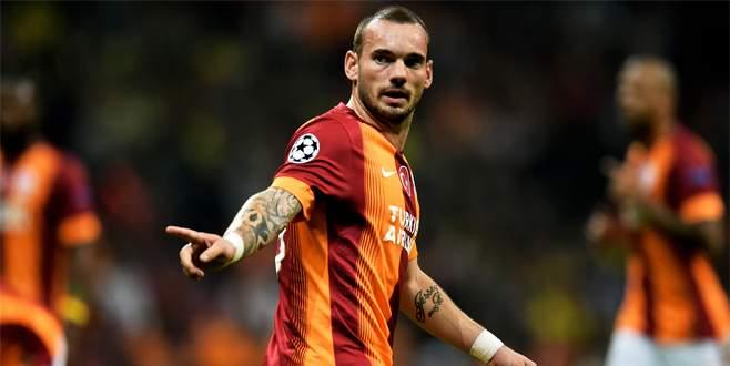 Fenerbahçe'den Sneijder açıklaması