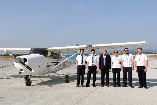 Geleceğin Pilotları, Kastamonu'da Eğitim Alıyor