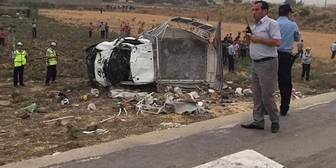 Katliam gibi kaza: 6 ölü, 39 yaralı