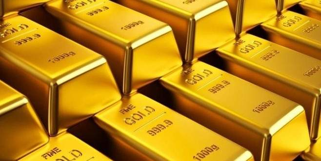 Hazineden '30 kilogram külçe altın' çalınmış