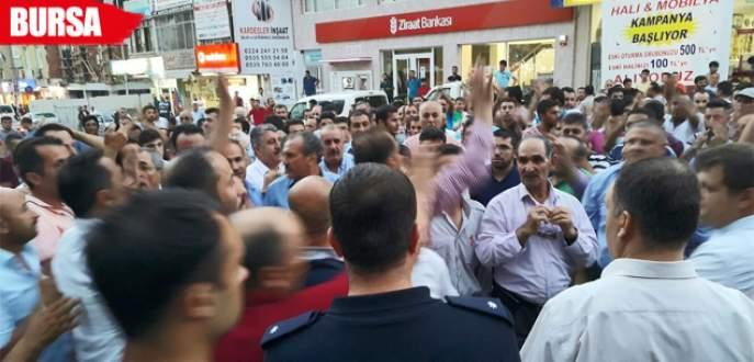 Türk-Kürt beraber yürüdü, terörü lanetledi
