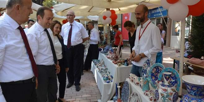 İznik'te 'Çini Festivali'
