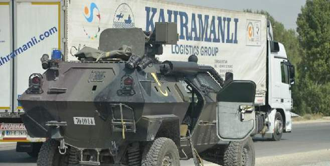 PKK'nın sözde şehitliği bombalandı