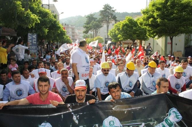 Maden İşçilerinden