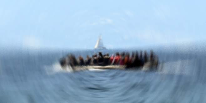 Ege'de iki bot battı