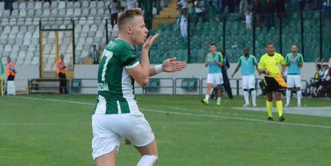 Bursaspor 3 - 2 Gençlerbirliği