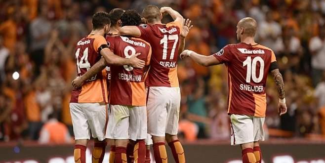 Galatasaray 'Devler Ligi'nde sahneye çıkıyor
