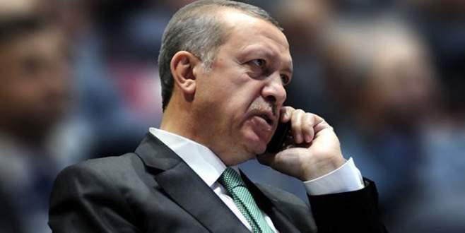 Erdoğan'dan Abbas'a 'Harem-i Şerif' telefonu