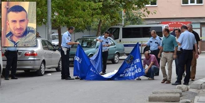 Bursa'da cinayet: Kurşun yağdırdılar