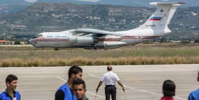 ABD, hava sahasını Rus uçaklarına kapattı