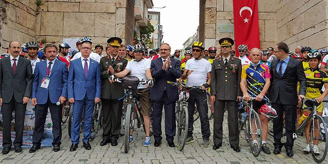Pedallar 'Kuruluştan Kurtuluşa'