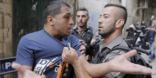İsrail askerleri yine Mescid-i Aksa'da