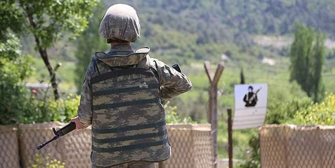 Sınırı ihlal eden 3 İran askeri yakalandı