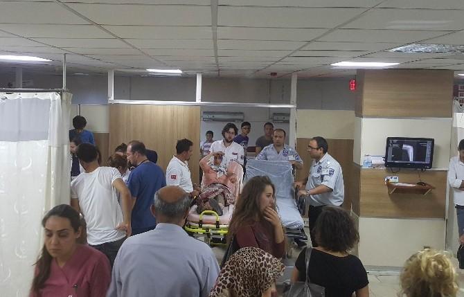 Sivas'ta Aile Arasında Silahlı Kavga: 4 Yaralı