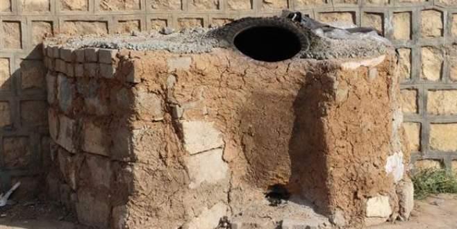 Alçak saldırı: Ekmek tandırına bomba