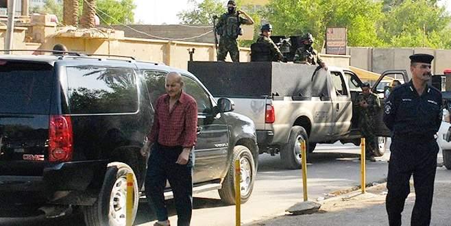 Irak'ta 18 Türk işçiden 2'si serbest