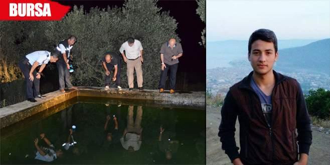 Havuza düşen 18 yaşındaki genç hayatını kaybetti