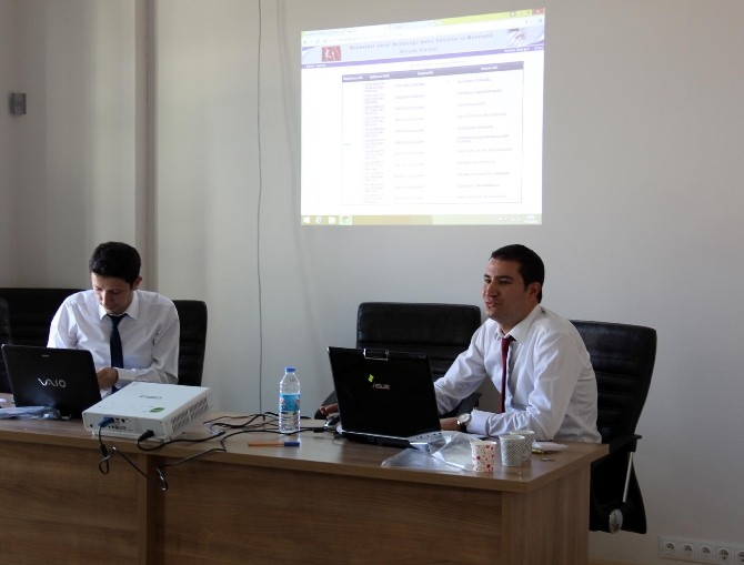 BEÜ Personeline Harcama Yönetim Sistemi Eğitimi