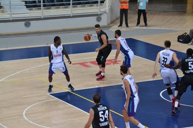 Büyükşehir Basket Takımı Tofaş İle Bugün Karşılaşacak