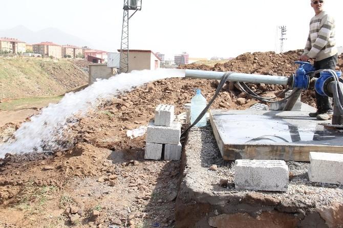 Bitlis Belediyesi'nin Sondaj Çalışmaları