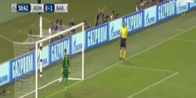 Gecenin golünü Barça yedi!