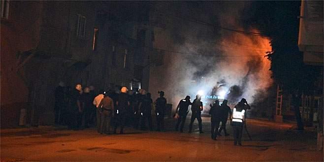 Yenişehir'deki olaylara karışan 4 kişi tutuklandı!