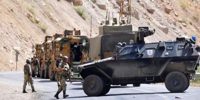 Tunceli'de PKK operasyonu! İHA'lar tespit etti!
